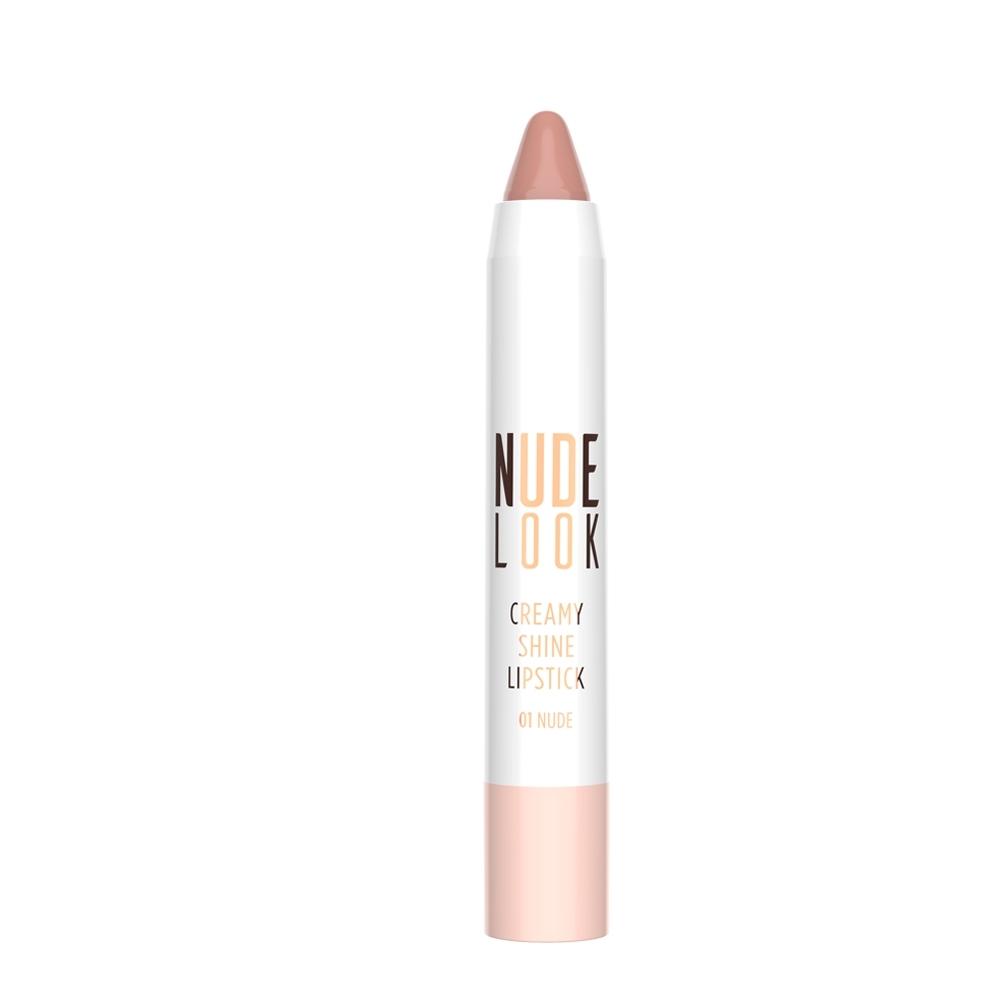 Nude Look Creamy Shine Помада