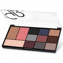 City Style Face & Eye Palette