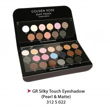 GR SILKY TOUCH PEARL&MATTE EYESHADOW STAND - Цена по запросу